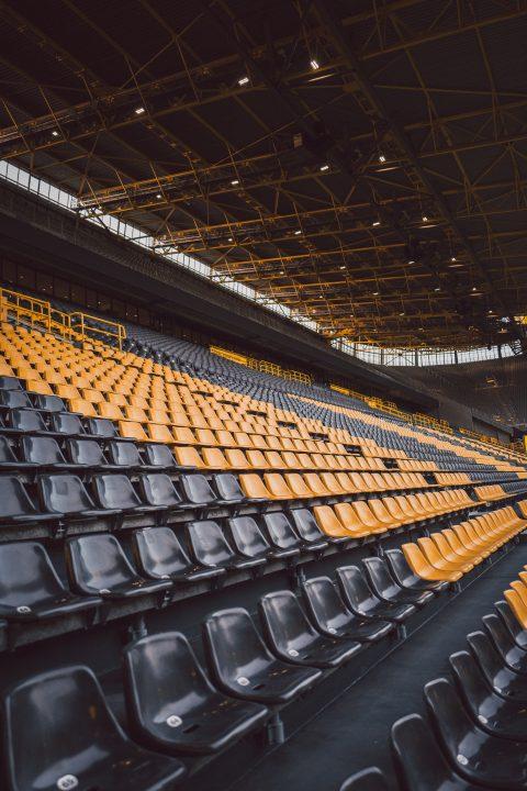 Signal Iduna Park - soccer stadion Dortmund